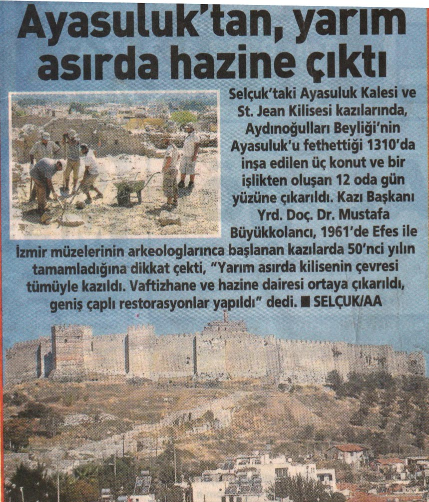 Posta, EGE, 28.09.2011