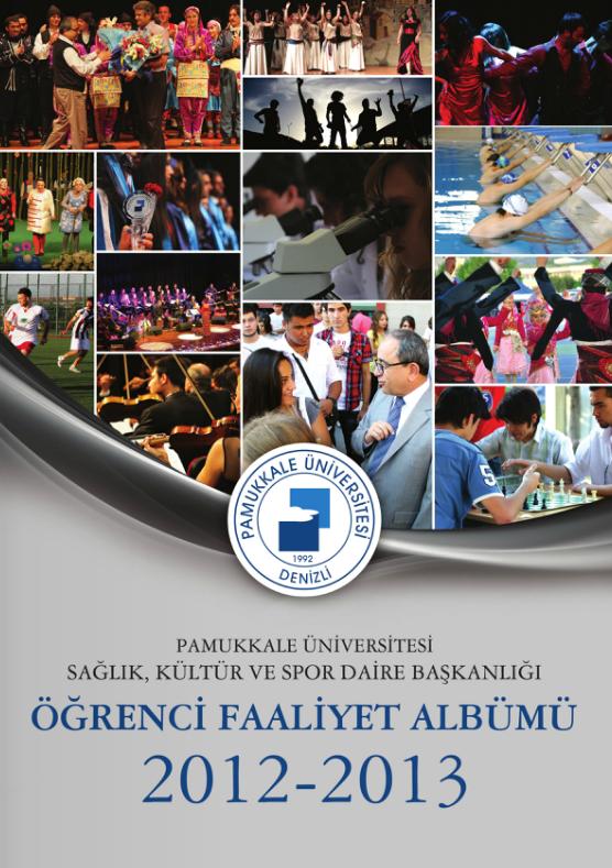 2012-2013 Öğrenci Faaliyet Albümü